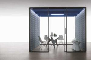 Acoustic Pods & Panels