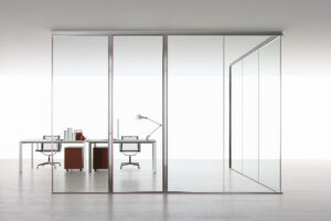 Glass Screens and Partition Systems